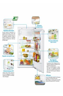 refrigerateur encastrable liebherr ik 2354 8832870. Black Bedroom Furniture Sets. Home Design Ideas