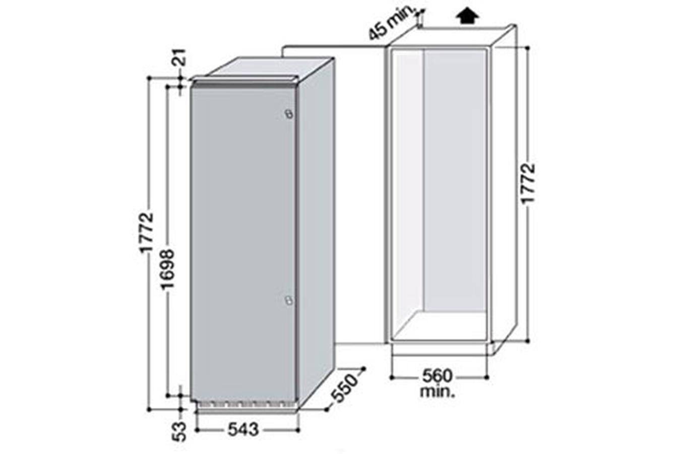 nav achat encastrable refrigerateur niche scholtes rs  vl