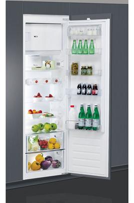 Volume 292 L - Classe A+ (280 kWh/an) Réfrigérateur à froid brassé 262 L Congélateur à froid statique 30 L Fixation de l'habillage sur glissières