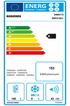 Réfrigérateur encastrable RBPA 150/1 BLANC Rosieres