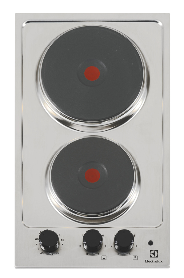 plaque électrique electrolux ehs3920hox inox - ehs3920hox (3596494