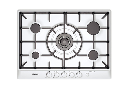 plaque gaz bosch pcl 752 meu blanche pcl752meu darty. Black Bedroom Furniture Sets. Home Design Ideas