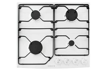 plaque gaz de dietrich dte1110w blanc dte1110w darty. Black Bedroom Furniture Sets. Home Design Ideas