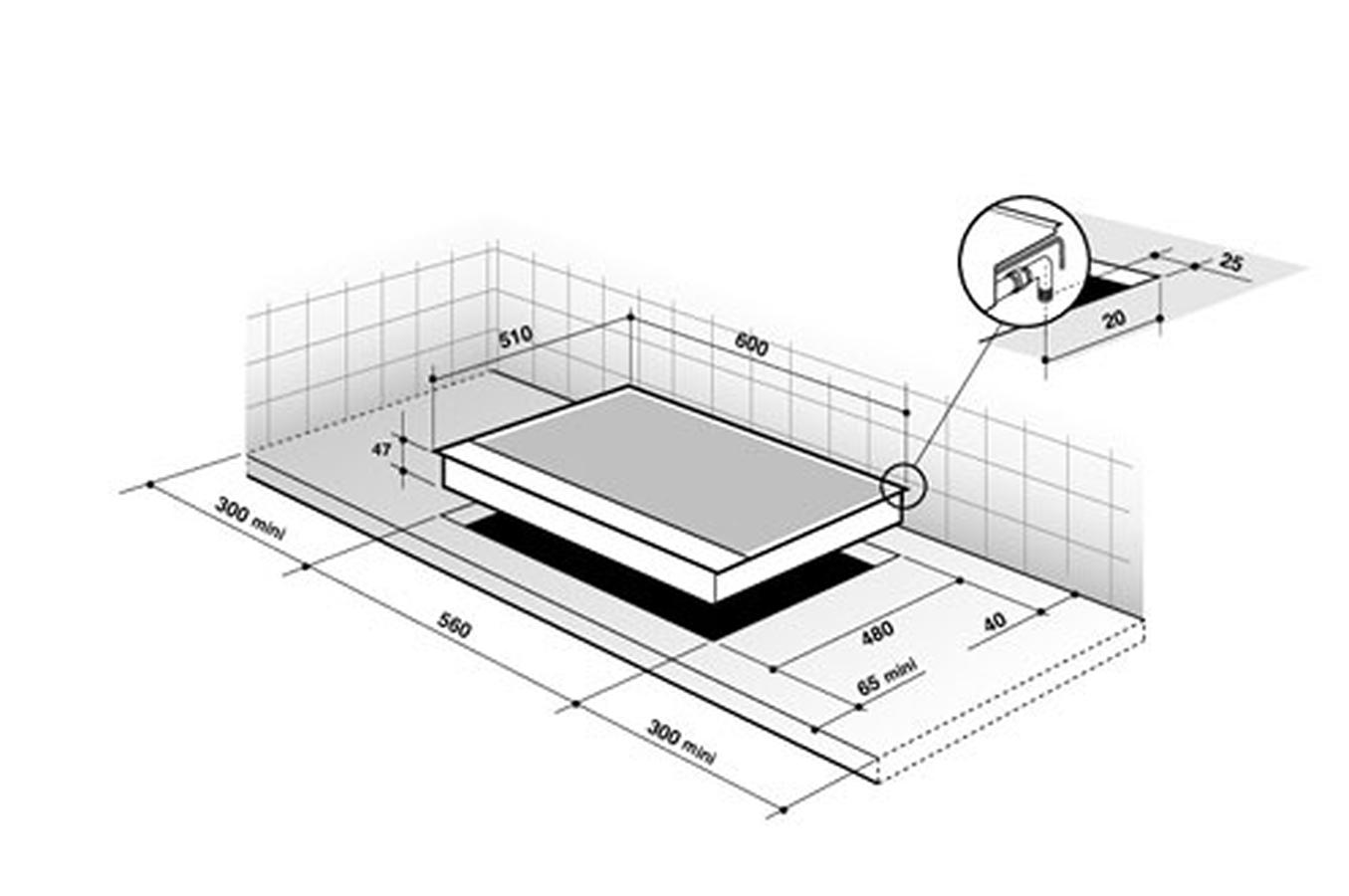 Plaque gaz de dietrich dte1114w blanc 3610683 darty - Table de cuisson gaz darty ...