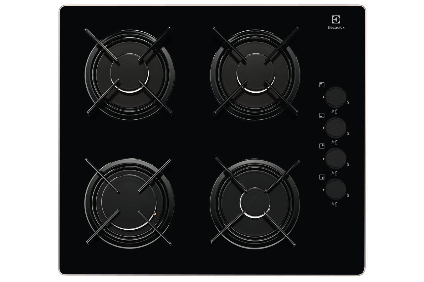 electrolux egt6042nvk table de cuisson electrom nager. Black Bedroom Furniture Sets. Home Design Ideas