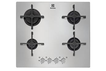 Plaque gaz EGT6342NOX INOX Electrolux
