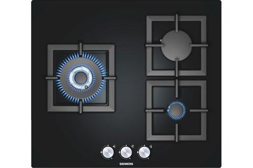 avis clients pour le produit plaque gaz siemens ep616cb21e noir. Black Bedroom Furniture Sets. Home Design Ideas