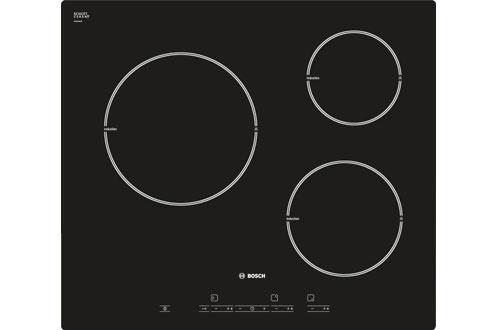avis clients pour le produit plaque induction bosch pim611t16e noir. Black Bedroom Furniture Sets. Home Design Ideas