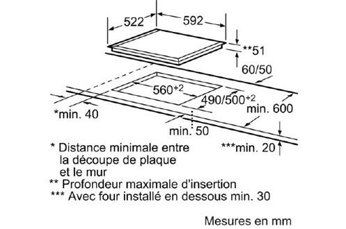 Bosch PIN651F17E
