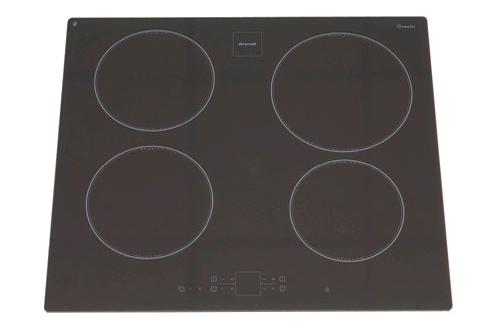 avis clients pour le produit plaque induction brandt ti 612 bt1 noir. Black Bedroom Furniture Sets. Home Design Ideas