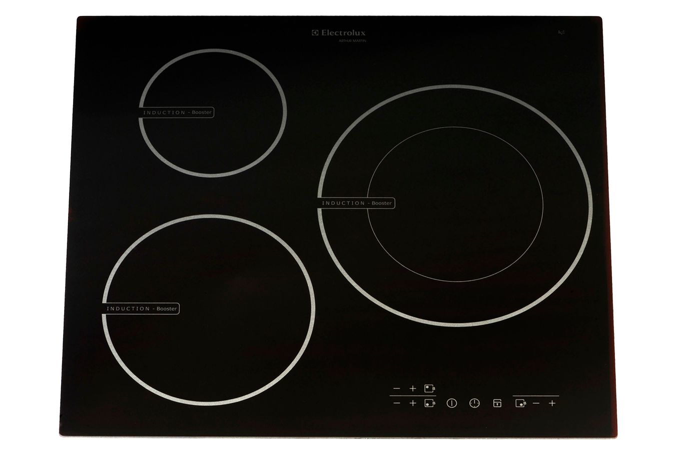 Plaque induction electrolux ahd60041i noir ahd60041i - Table de cuisson induction electrolux ...