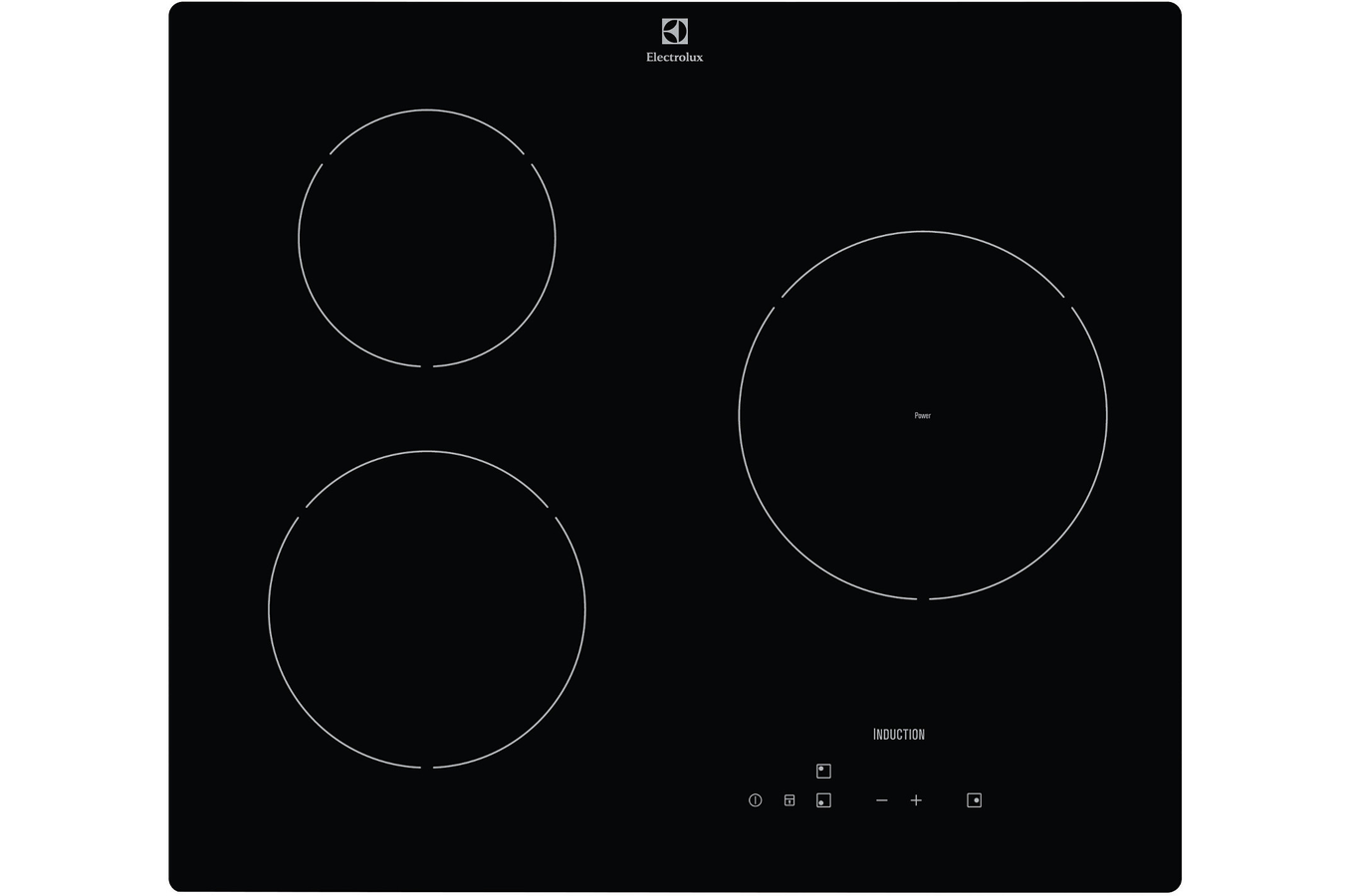 Electrolux e6203iok table de cuisson - Table de cuisson induction electrolux ...