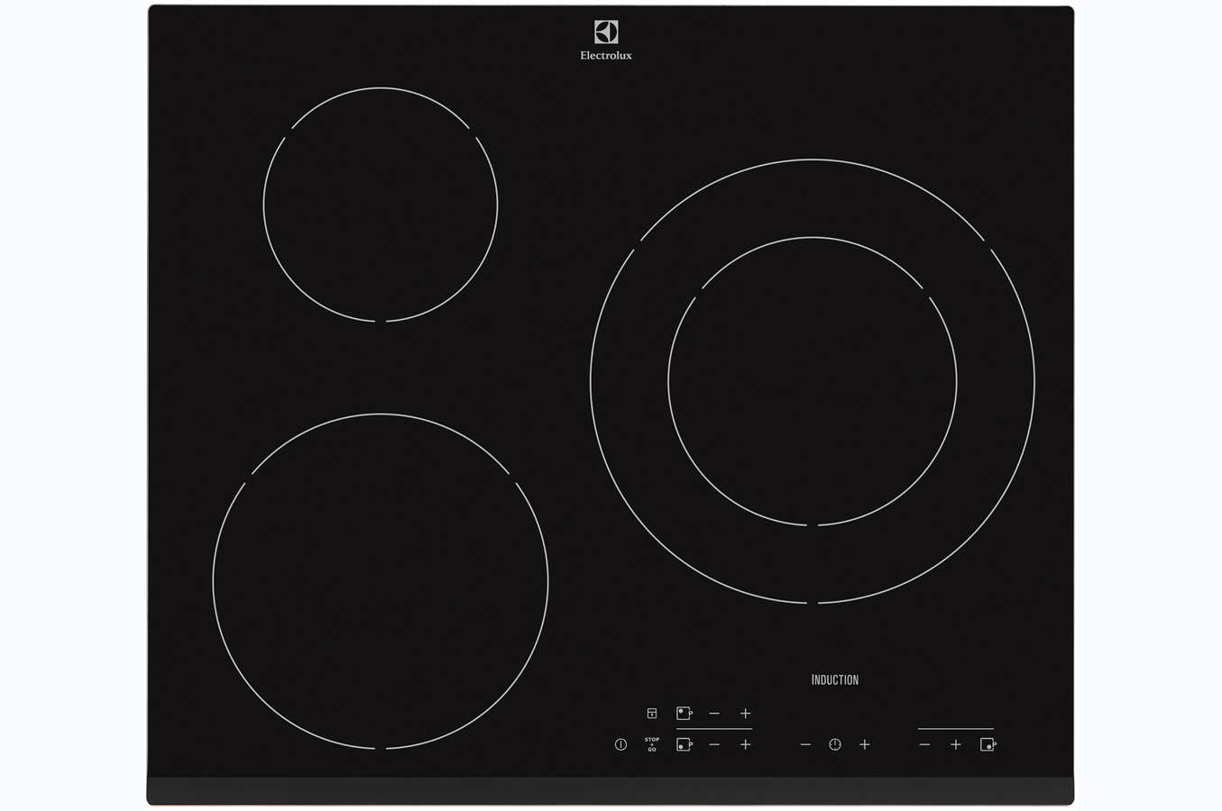 Plaque induction electrolux e6223hfk 3851494 darty - Four plaque de cuisson ...