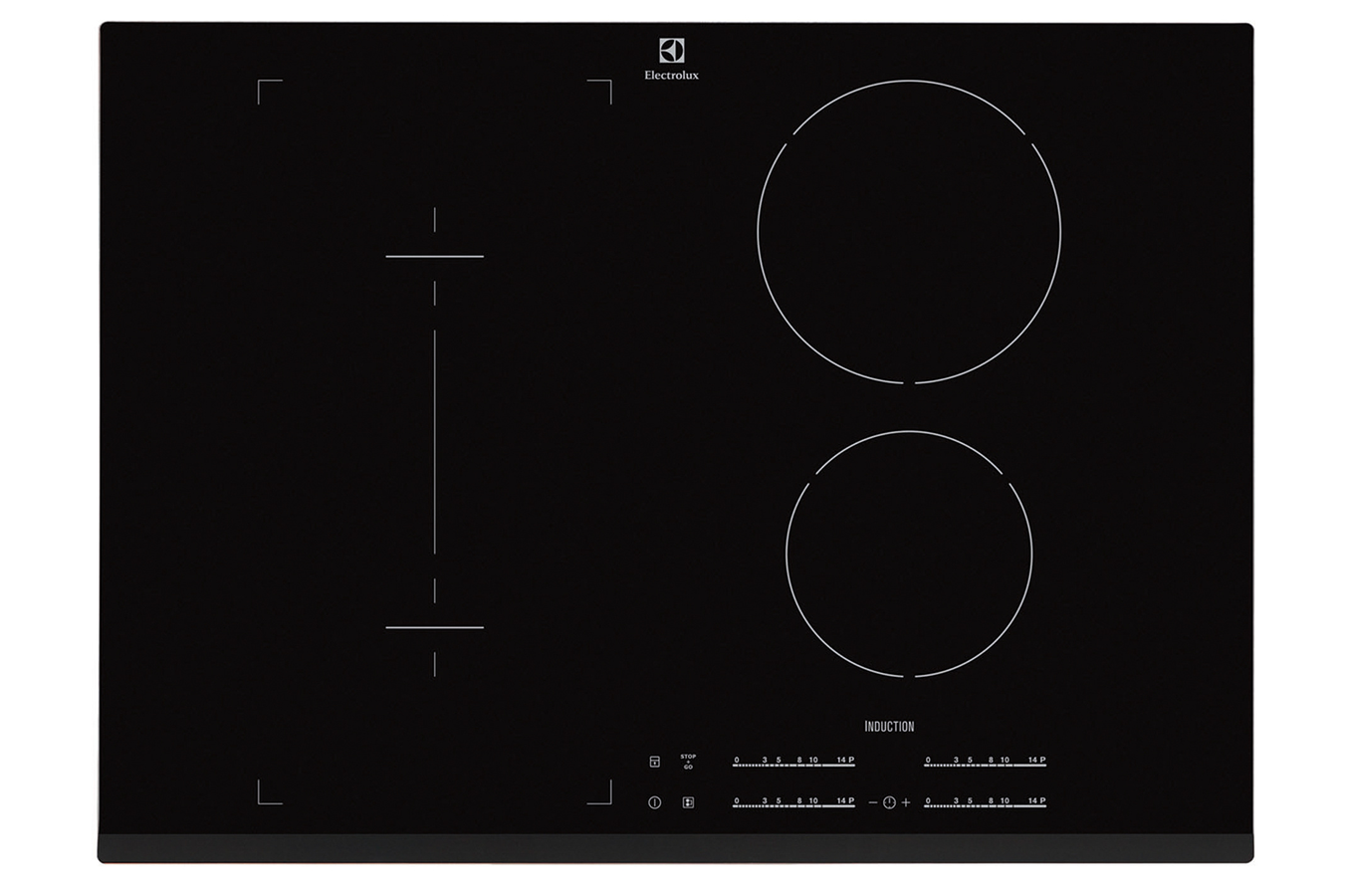Electrolux e7354lok table de cuisson - Table de cuisson induction electrolux ...