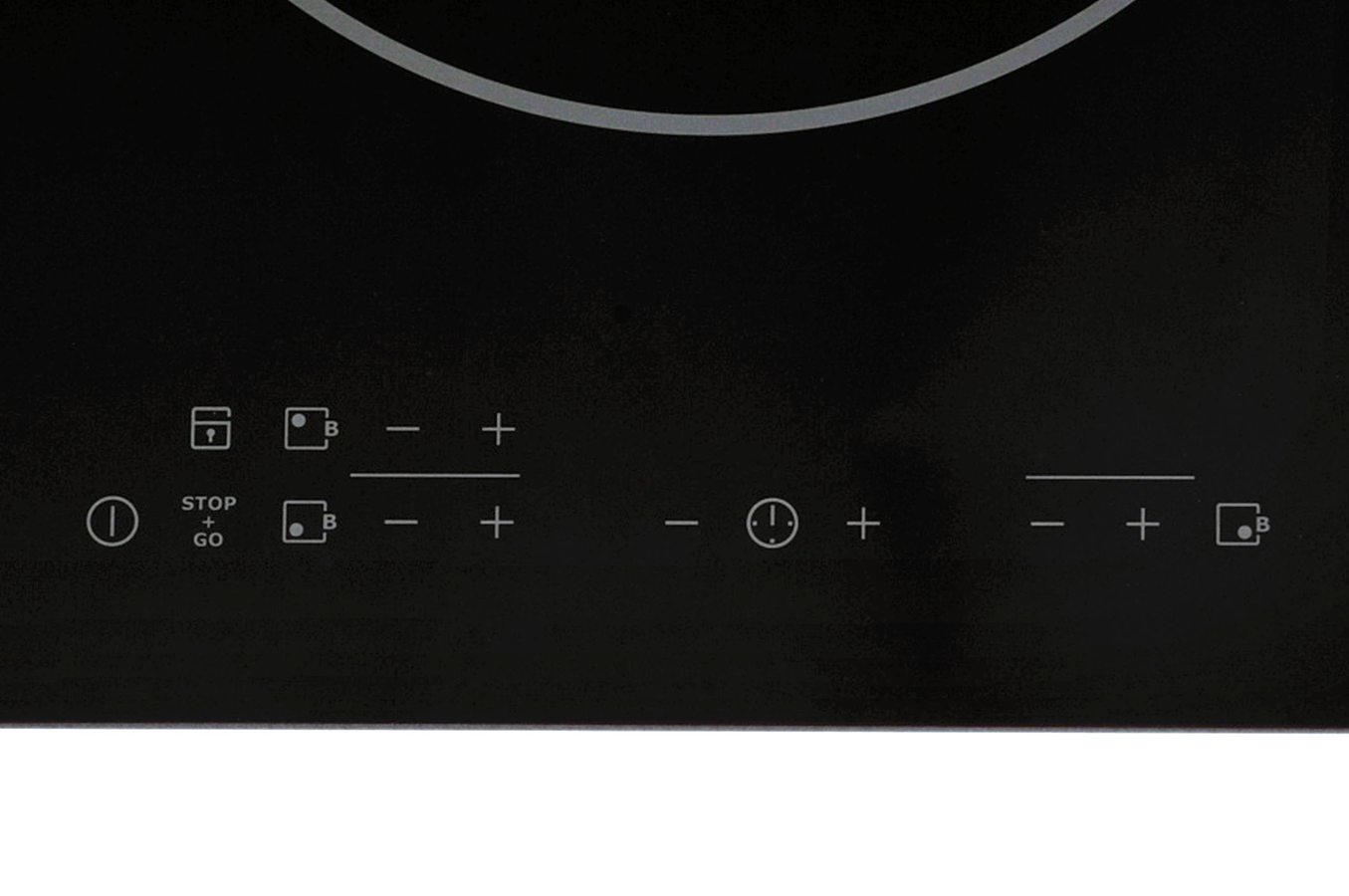 Plaque induction electrolux ehd60010i noir ehd60010i - Electrolux ehl7640fok table induction ...