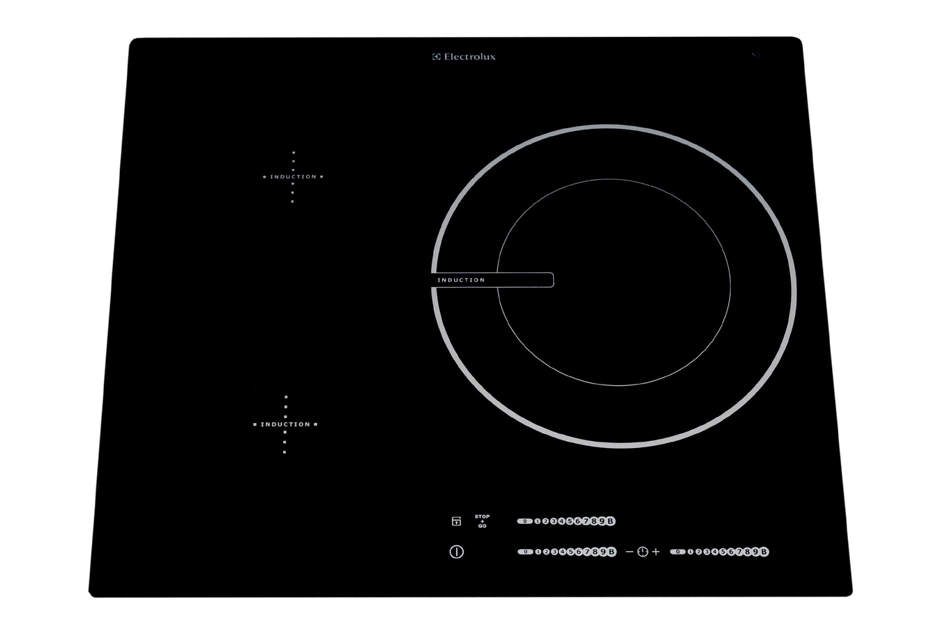 Plaque induction electrolux ehd60134p noir ehd60134p - Table de cuisson induction electrolux ...