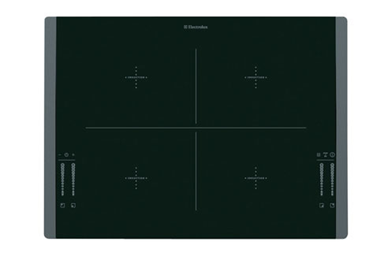 Plaque induction electrolux ehd 68210p noir ehd 68210p - Table de cuisson induction electrolux ...
