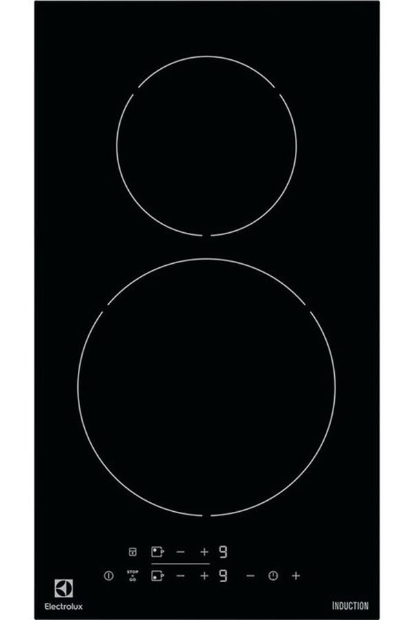 Electrolux ehh3320nvk table de cuisson - Hauteur hotte plaque induction ...