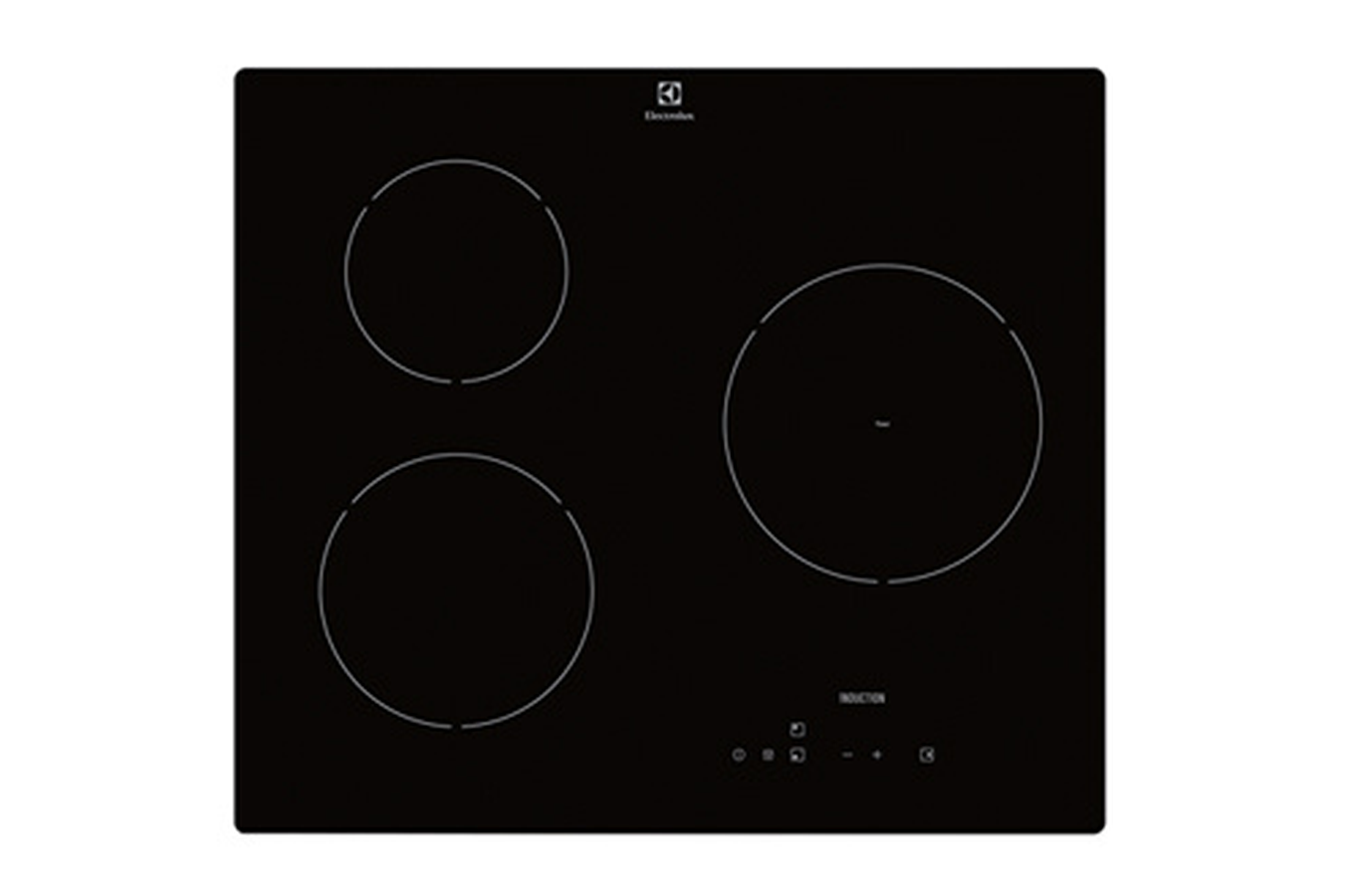 Plaque induction electrolux ehh6230iok noir ehh6230iok - Table de cuisson induction electrolux ...
