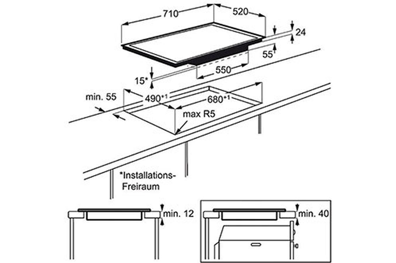 Plaque À Induction Pas Cher encastrement plaque induction – les ustensiles de cuisine