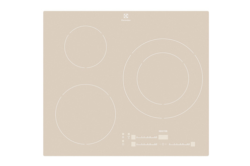Plaque induction electrolux ehm6532ios silver ehm6532ios - Table de cuisson induction electrolux ...