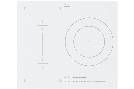 plaque induction electrolux ehn6532iwp darty. Black Bedroom Furniture Sets. Home Design Ideas
