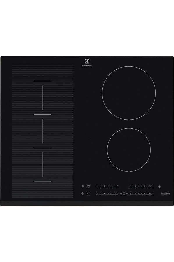 Plaque induction electrolux ehx6455f2k 4118510 darty - Table de cuisson induction electrolux ...