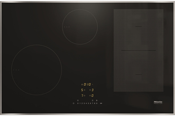 Plaque induction Miele KM 7474 FR Darty