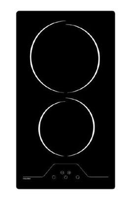 2 foyers induction Puissance du foyer principal : 2000 W 9 positions de cuisson 1 booster - 2 minuteurs