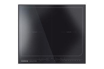 Plaque induction RESD4 NOIR Rosieres