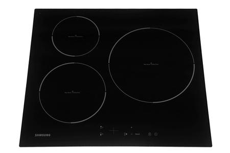 plaque induction samsung ctn263ea01 noir ctn263ea01 darty. Black Bedroom Furniture Sets. Home Design Ideas