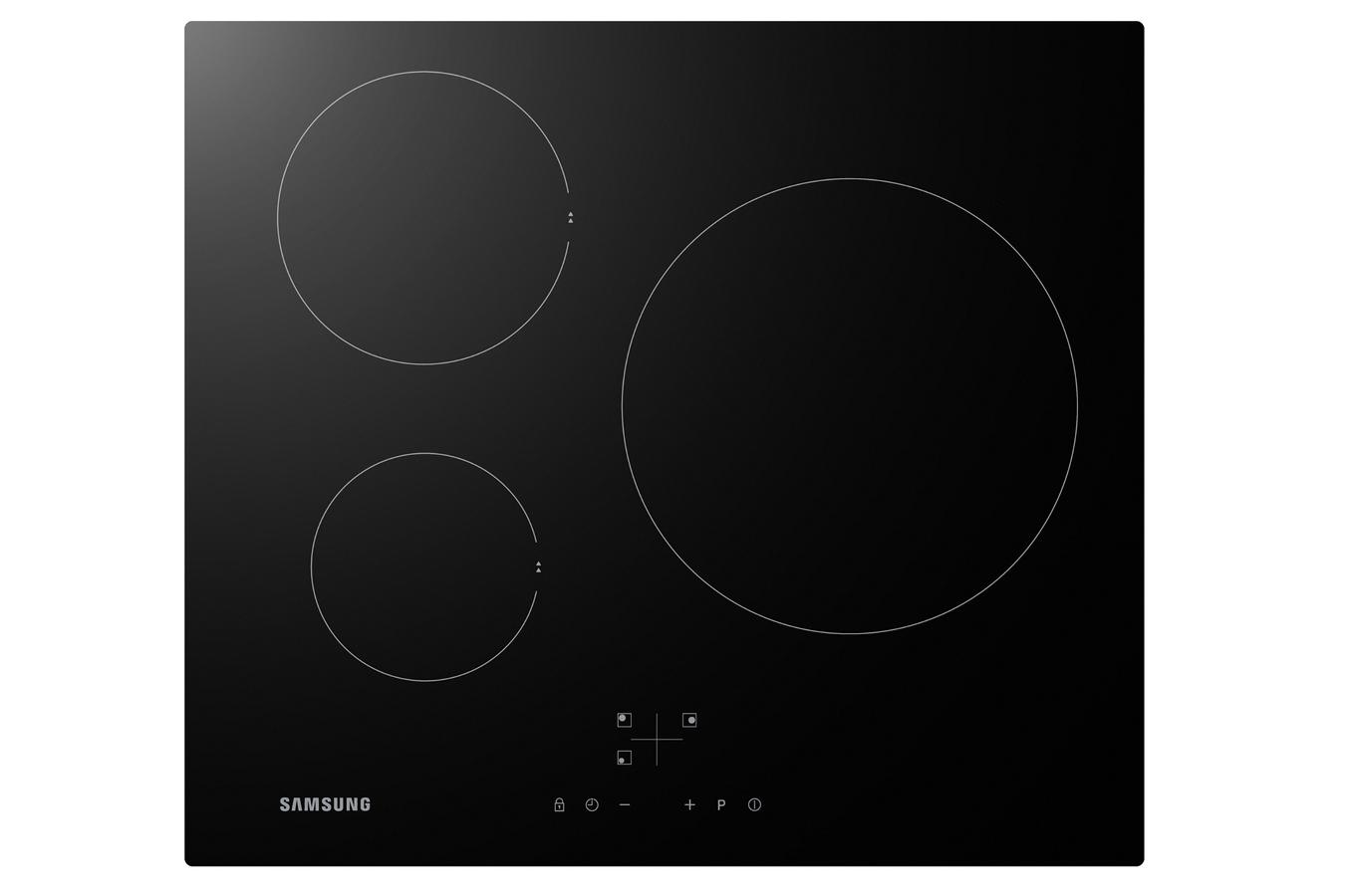 Plaque induction samsung nz63f3nm1ab ur noir nz63f3nm1ab ur 3749347 darty - Plaque electrique darty ...