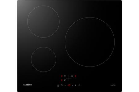 plaque induction samsung nz63m3nm1bb ur darty. Black Bedroom Furniture Sets. Home Design Ideas