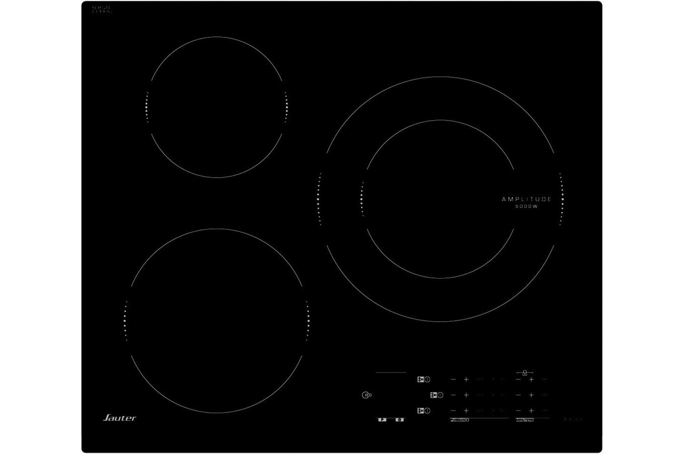 plaque induction sauter spi4368b 4129580 darty. Black Bedroom Furniture Sets. Home Design Ideas