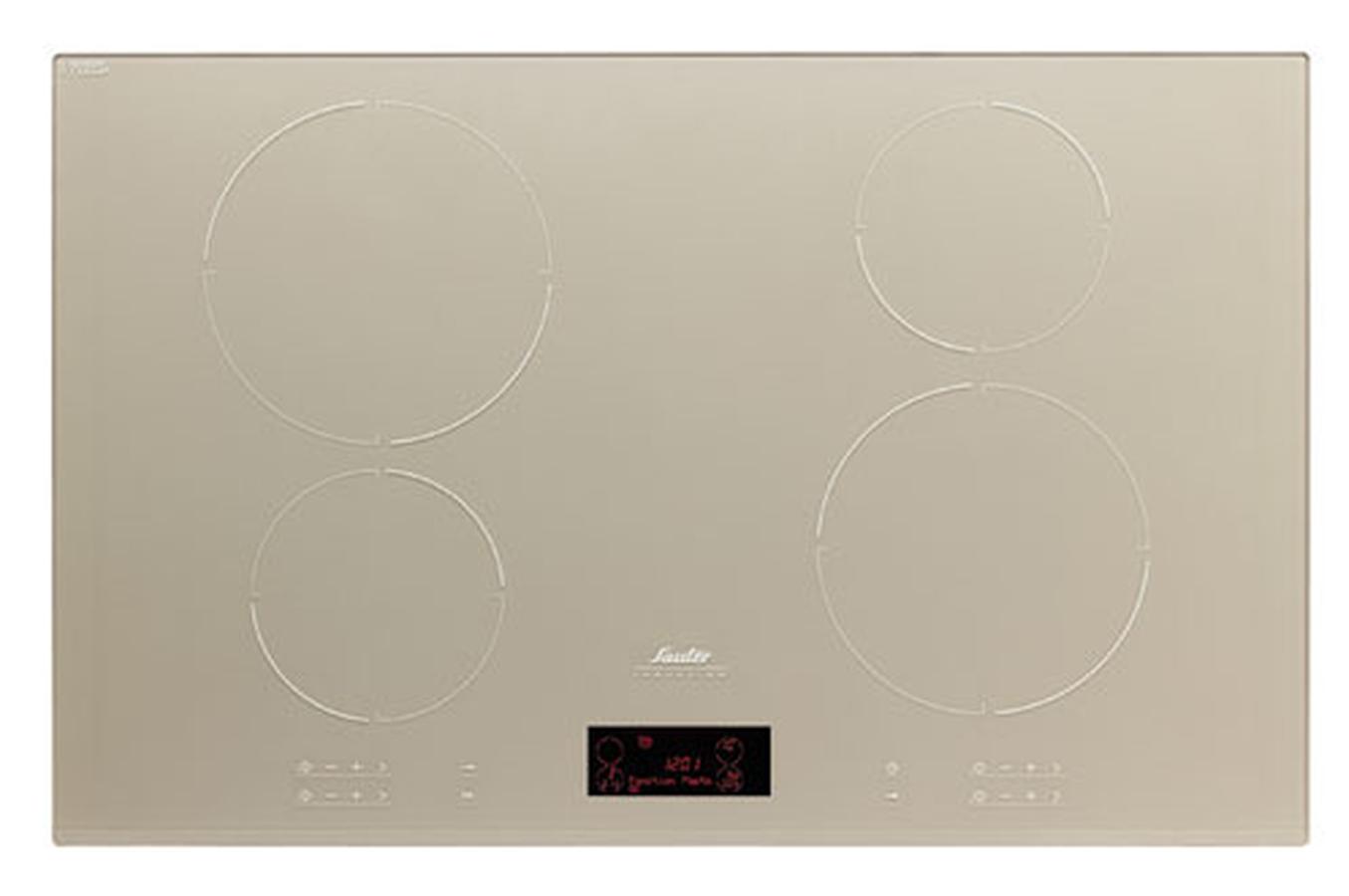 Plaque induction sauter stilc982m 3518590 darty for Plaque de cuisson induction sauter