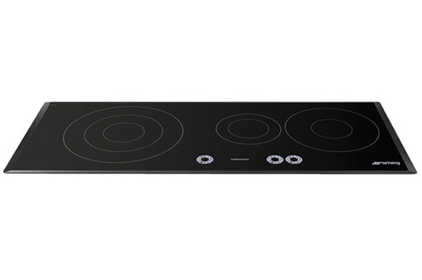 plaque induction smeg sb93 noir sb93 3624102 darty