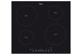 plaque induction whirlpool acm821ne table de lit. Black Bedroom Furniture Sets. Home Design Ideas