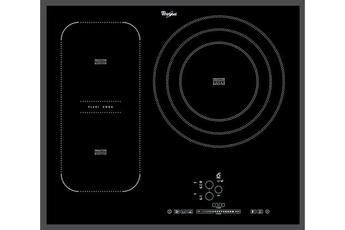Tout le choix darty en plaque induction de marque for Table de cuisson induction whirlpool
