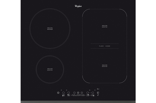 plaque induction whirlpool acm912bf 04 3756114 darty. Black Bedroom Furniture Sets. Home Design Ideas