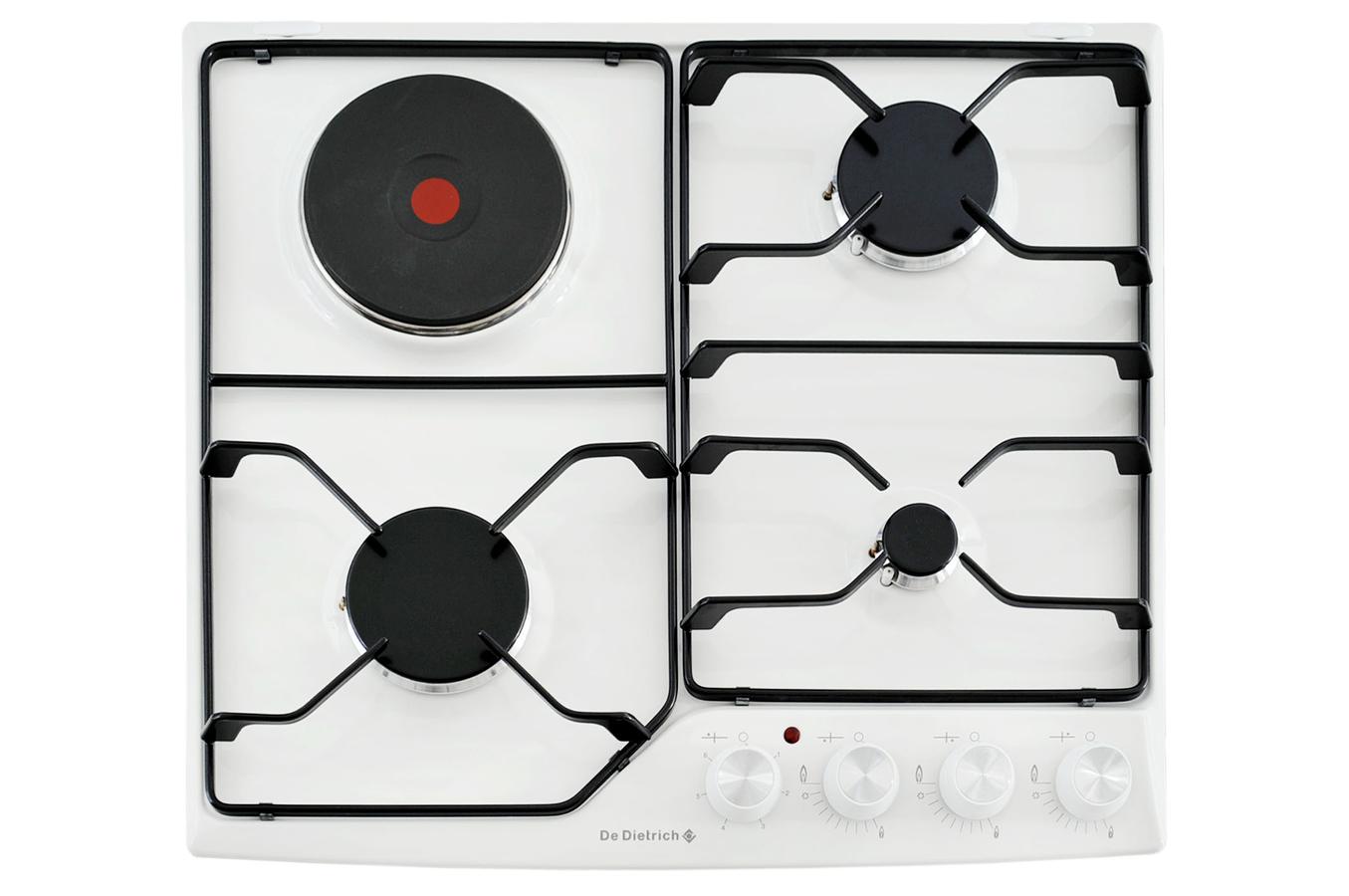 Table de cuisson gaz et electrique encastrable 6 de - Table de cuisson gaz de dietrich ...