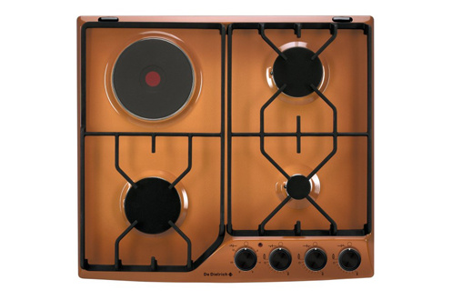 plaque mixte de dietrich dte 1111 f 3569616. Black Bedroom Furniture Sets. Home Design Ideas