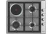 Plaque mixte RTT631FCINM INOX Rosieres