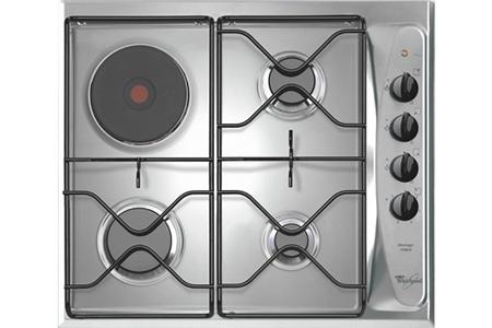 plaque mixte whirlpool akm 261 ix inox akm 261 ix darty. Black Bedroom Furniture Sets. Home Design Ideas