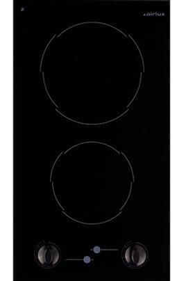 plaque vitroc ramique airlux ath32k noir 3584429. Black Bedroom Furniture Sets. Home Design Ideas