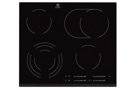 plaque vitroc ramique electrolux ehf6547fok noir ehf6547fok darty. Black Bedroom Furniture Sets. Home Design Ideas