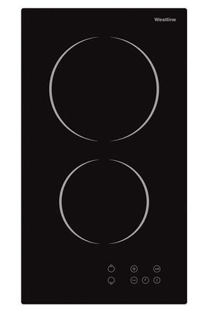 plaque vitroc ramique westline wpv2n tc darty. Black Bedroom Furniture Sets. Home Design Ideas