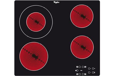 plaque vitroc ramique whirlpool akt8130ne darty. Black Bedroom Furniture Sets. Home Design Ideas