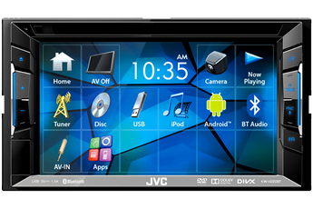 Autoradio Multimédia JVC KW-V220BT