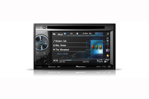 autoradio pioneer avh 2400bt 3583570. Black Bedroom Furniture Sets. Home Design Ideas