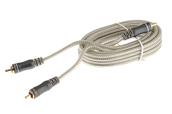 Cable audio 2RCA M/M 1,5M Hitachi